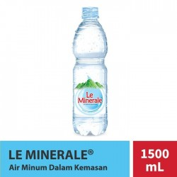 FB-302 - Le Minerale 12x1500ML
